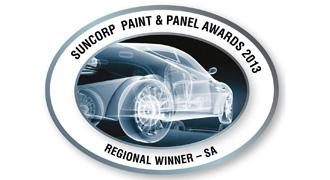 Crash Repairer Awards: SunCorp Paint Panel 2013