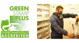 Crash Repairer Awards: Green Stamp Plus