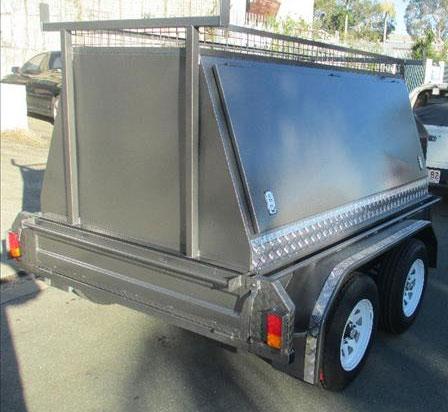 tradie trailer repairs